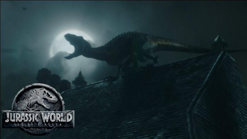 Comment meurt l'Indoraptor ?