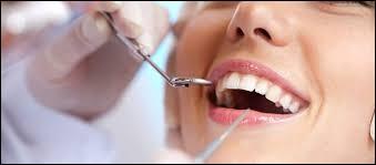 Lequel de ces métiers consiste à vérifier l'état de vos dents ?