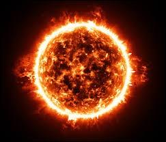 Comment s'appelle l'étoile qui réchauffe notre planète ?