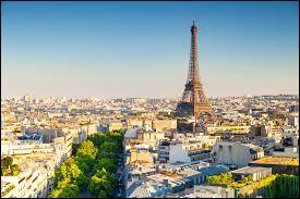 Quel célèbre monument français culmine à plus de 300 mètres ?