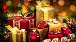 Qui apporte les cadeaux lors de la fête de Noël, le 25 décembre ?