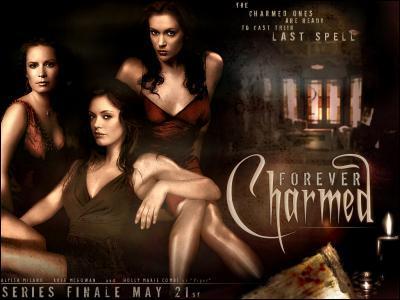 Comment s'appelle le dernier épisode de Charmed ?