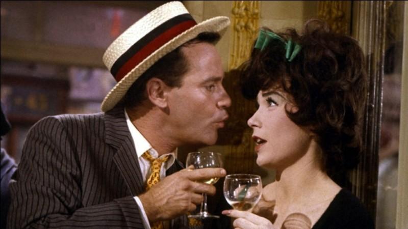 Elle était douce dans le film de Billy Wilder :