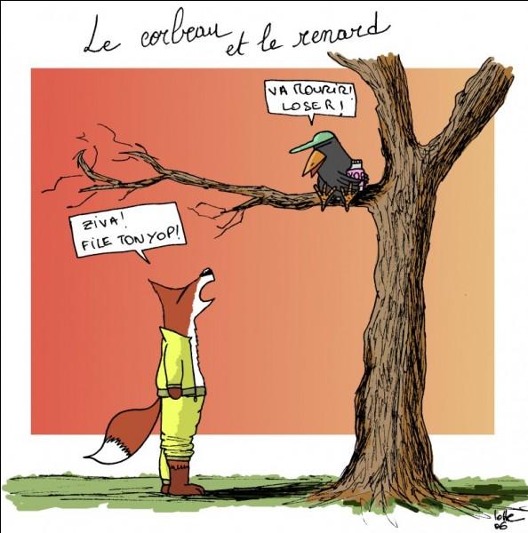 Dans toutes les fables de La Fontaine, le renard...