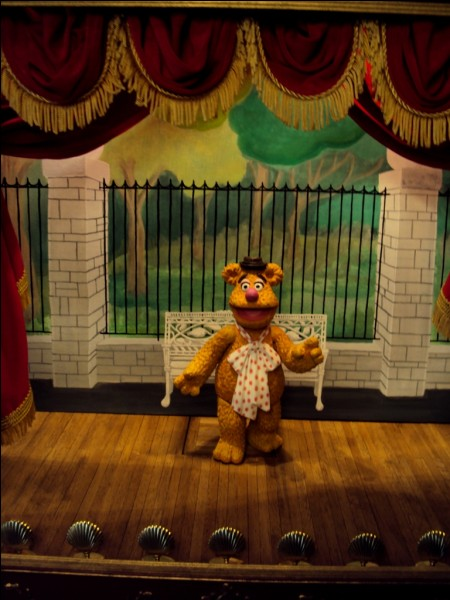 Ours connu du Muppet Show, il s'agit de :