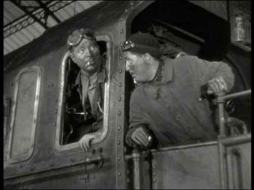 """Dans le film de Jean Renoir """"La bête humaine"""", quel est le métier de Georges Péclet ?"""