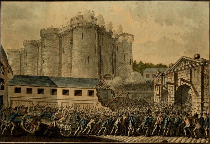 """Le château a été vendu en """"bien national"""" à André Saboul et Bernard Dusserre en..."""