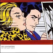 Roy Lichtenstein est bien évidemment :