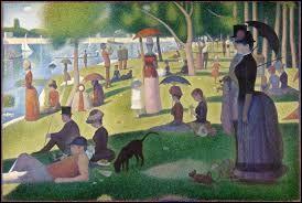 Georges Seurat est né en :