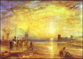 William Turner était un peintre :