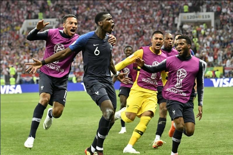 Avec quel score la France a-t-elle gagné en finale ?