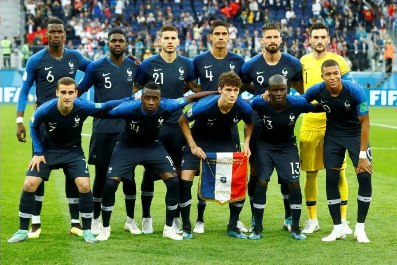 Quel est le classement de la France en phase des poules ?