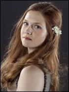 À quelle maison de Poudlard Ginny Weasley appartenait-elle lorsqu'elle faisait ses études ?