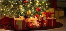 Laquelle de ces traditions ne fait pas partie des traditions de Noël ?