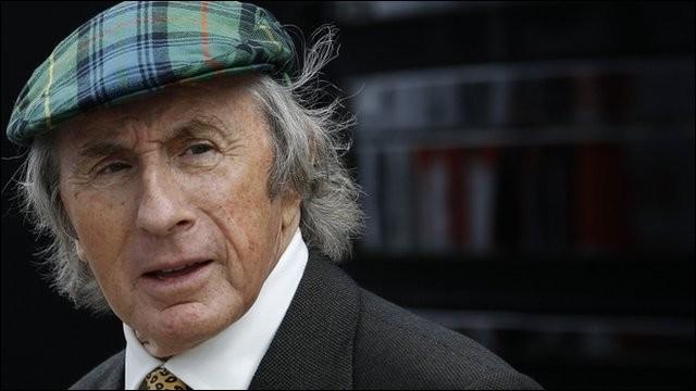 Jackie Stewart a eu 79 ans en juin dernier. Dans quel sport a-t-il brillé ?