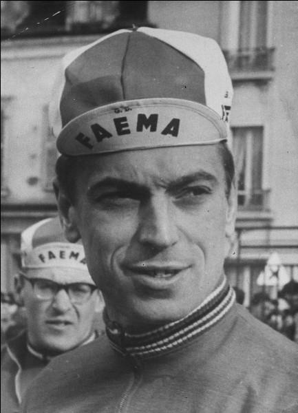 Ce cycliste belge, aujourd'hui âgé de 83 ans, a été deux fois champion du monde, en 1960 et 1961. De qui s'agit-il ?