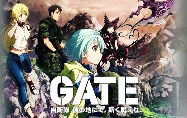 Quel personnage de Gate es-tu ?