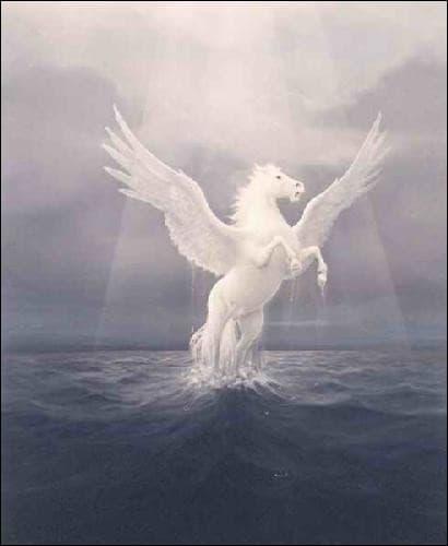 Créature divine et fantastique de la mythologie grecque !