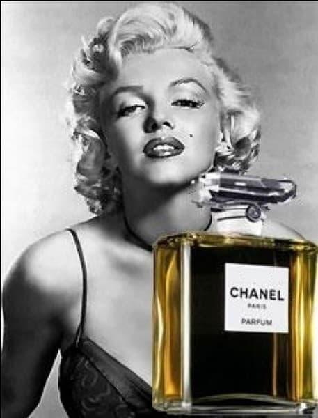 Célèbre parfum de Chanel, c'est le numéro :
