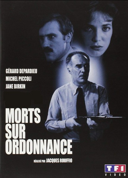 Quel mot manque à l'affiche de ce film de Jacques Rouffio ?