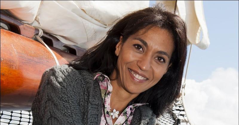 Quelle émission Sabine Quindou présentait-elle avec Frédéric Courant et Jamy Gourmaud ?