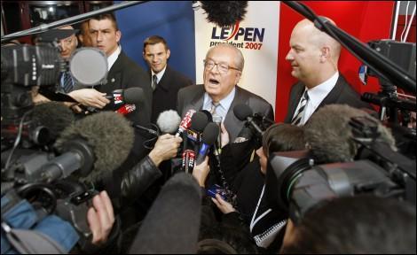 La famille Le Pen s'agrandit d'une nouvelle personnalité politique, qui sera deuxième sur la liste des Yvelines en Ile-de-France. De qui s'agit-il ?
