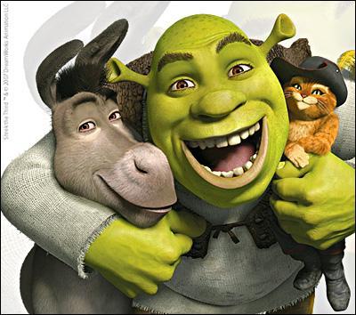 Qui a dit dans Shrek 2 : ' Où est-elle, morbleu ? ' ?