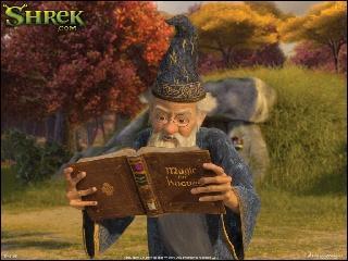 Dans Shrek le Troisième, quel est le personnage farfelu qui dit : ' Je suis la mouche qui pète ! Prout, prout, prout ! ' ?