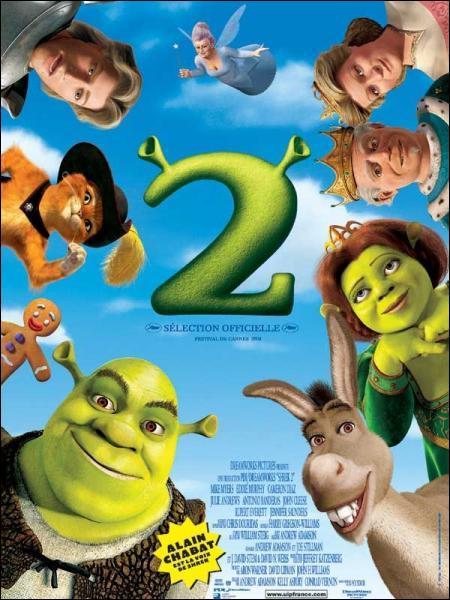 Shrek est la caricature hilarante de beaucoup de contes mais lequel n'est pas parodié ?
