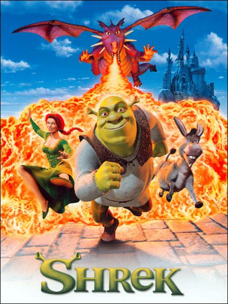 Quel est le meilleur ami de Shrek ?