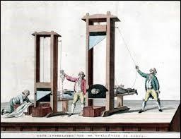 Quand a eu lieu la dernière exécution à la guillotine ?