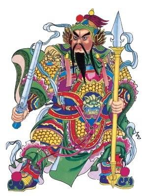 Quelle créature du folklore chinois es-tu ?