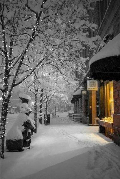 """Où se passe """"L'hiver"""" dans un roman de George Sand ?"""