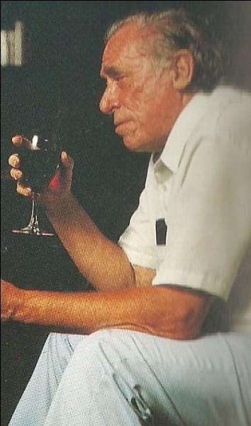 """Il a écrit en 1969, """"Mémoires d'un vieux dégueulasse"""", c'est..."""