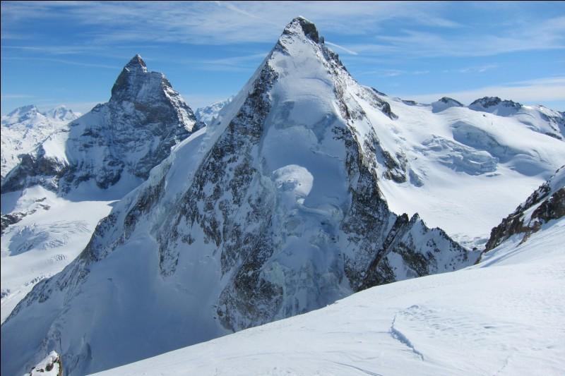 Quel est le plus haut sommet d'Italie ?