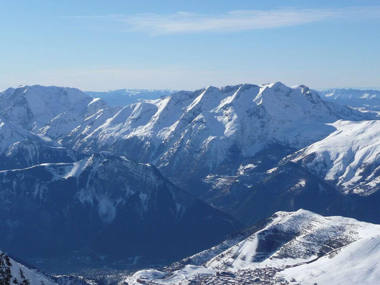 La montagne en Europe