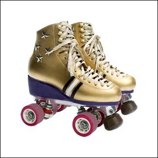À qui sont ces patins ?