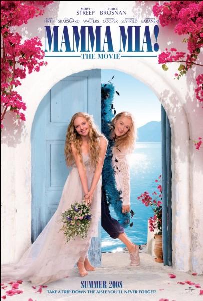 """La suite de """"Mamma Mia"""" s'appelle """"Mamma Mia! Here We Go Again""""."""