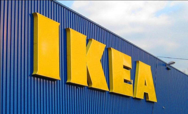 IKEA est une entreprise suédoise.