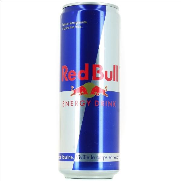 Red Bull est une boisson à base de cola.