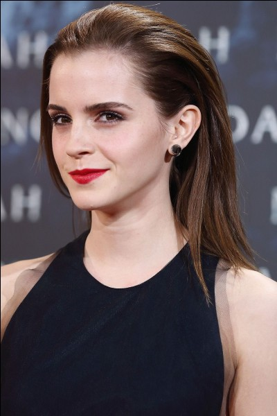 Emma Watson est née en France.