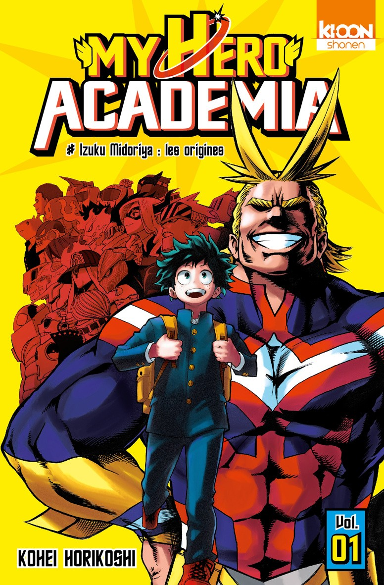 Quiz My Hero Academia