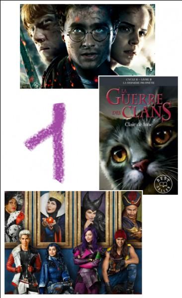 Il y a 2 films (et bientôt 3) :