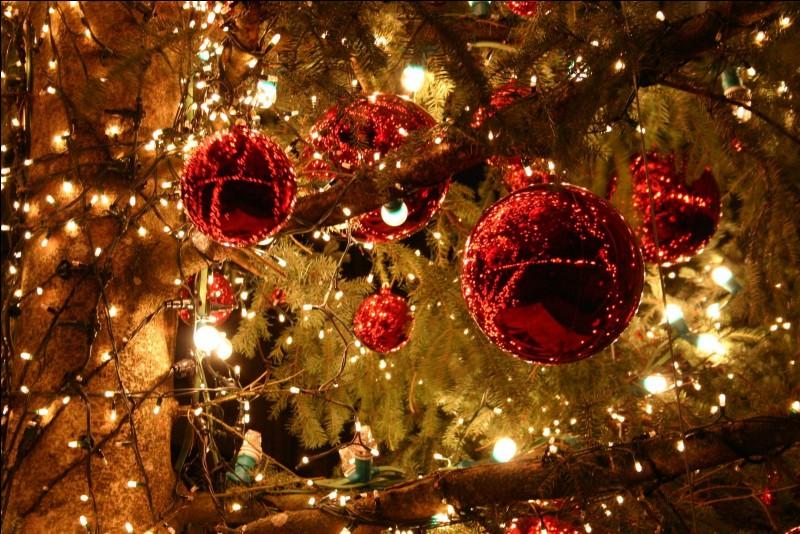 En quel mois fête-t-on Noël ?