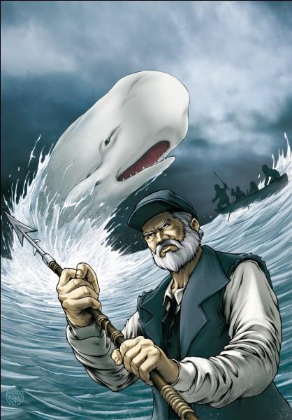 """Qui a écrit """"Moby Dick"""" ?"""