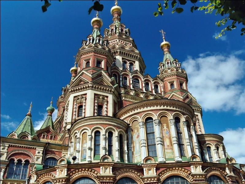 Quand la cathédrale Saint-Paul a-t-elle été bâtie ?