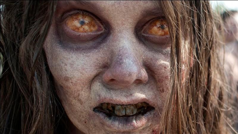 Pendant l'apocalypse, un zombie te mord, que fais-tu ?