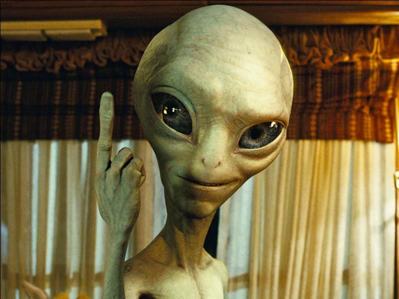Des aliens débarquent, que fais-tu ?
