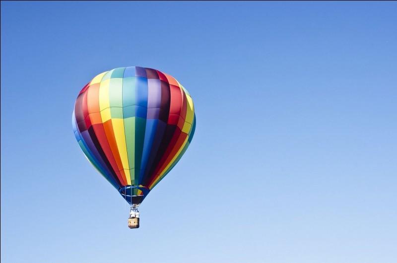 Vous êtes quatre dans une montgolfière, vous êtes trop lourds : quelqu'un doit sauter.