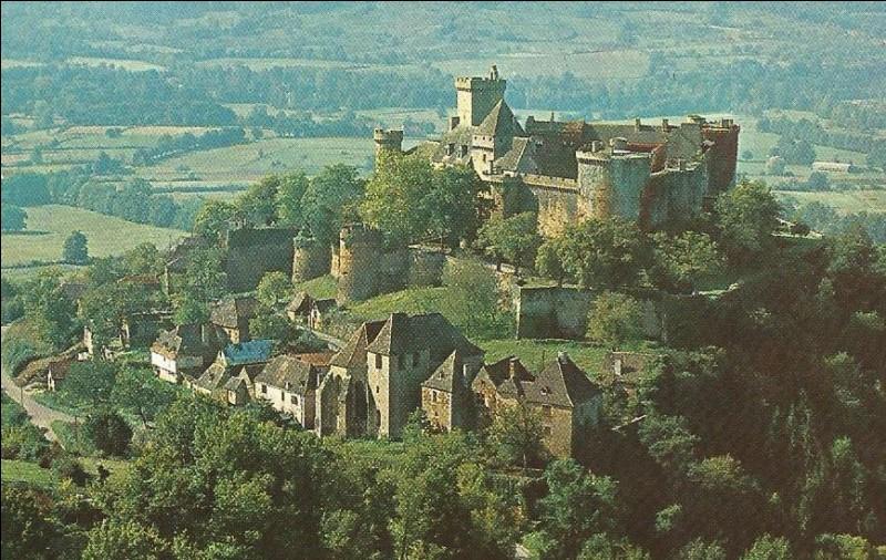 Quel est ce château du Quercy ?